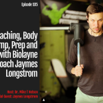 coaching, body comp and prep